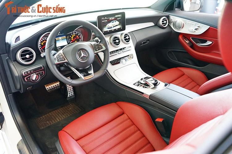 "Mercedes-AMG C43 4MATIC moi ""chot gia"" 4,2 ty tai VN-Hinh-11"