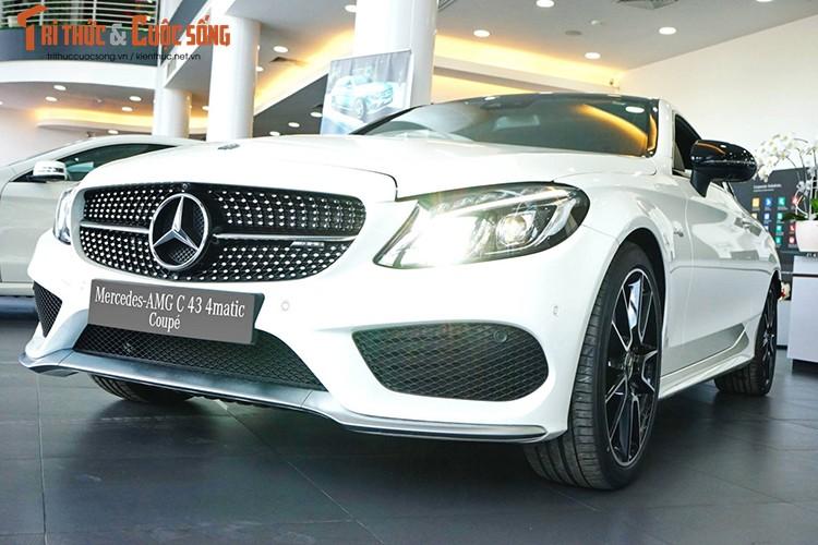 "Mercedes-AMG C43 4MATIC moi ""chot gia"" 4,2 ty tai VN-Hinh-3"