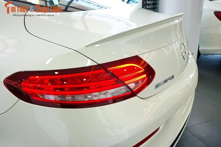 "Mercedes-AMG C43 4MATIC moi ""chot gia"" 4,2 ty tai VN-Hinh-6"