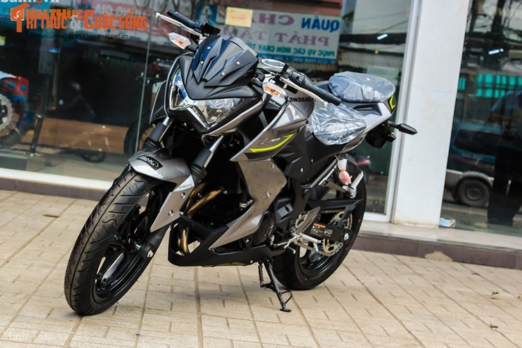 "Dan choi Sai Gon ""xach"" 150 trieu tien le mua Kawasaki Z300-Hinh-6"