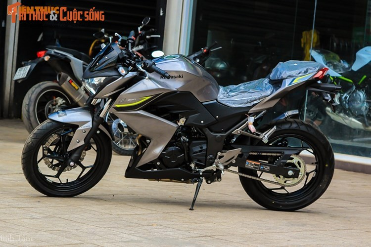 "Dan choi Sai Gon ""xach"" 150 trieu tien le mua Kawasaki Z300-Hinh-9"