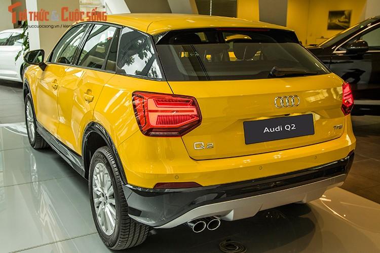 Can canh Audi Q2 2017 gia 1,5 ty tai Viet Nam-Hinh-11