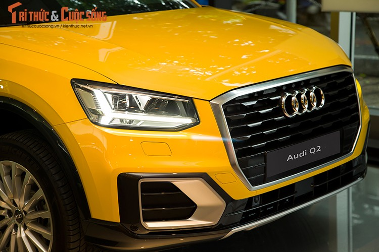 Can canh Audi Q2 2017 gia 1,5 ty tai Viet Nam-Hinh-2