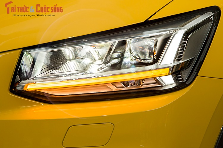 Can canh Audi Q2 2017 gia 1,5 ty tai Viet Nam-Hinh-3