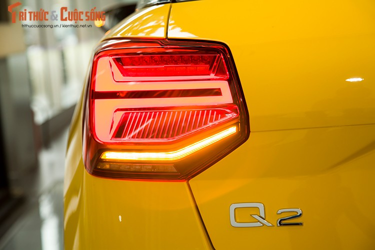 Can canh Audi Q2 2017 gia 1,5 ty tai Viet Nam-Hinh-6