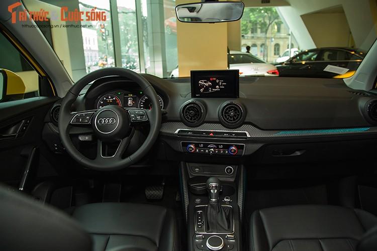 Can canh Audi Q2 2017 gia 1,5 ty tai Viet Nam-Hinh-9