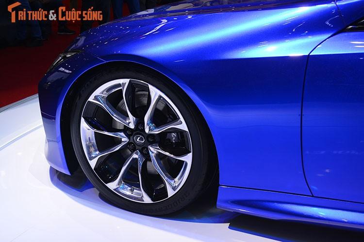 """""""Hang nong"""" Lexus LC500h tien ty ra mat tai Viet Nam-Hinh-8"""