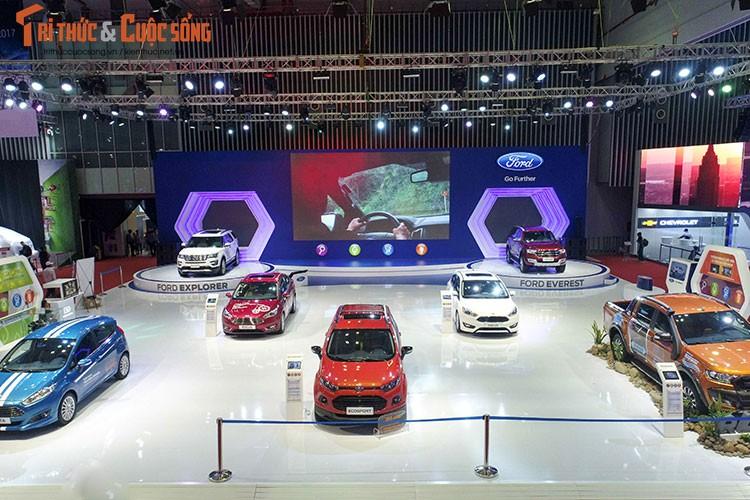 Ford Viet Nam dem gi den trien lam oto VMS 2017?-Hinh-2