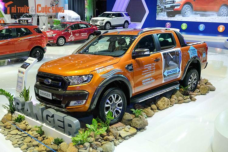 Ford Viet Nam dem gi den trien lam oto VMS 2017?-Hinh-4