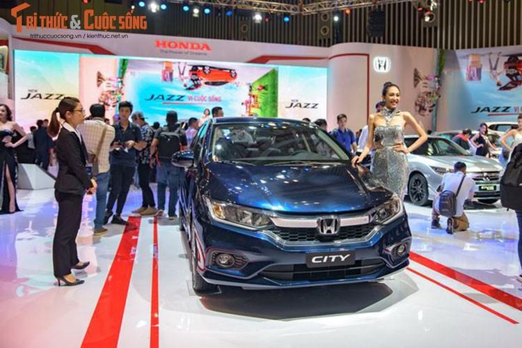 Dan oto Honda Viet Nam noi bat tai trien lam VMS 2017-Hinh-3