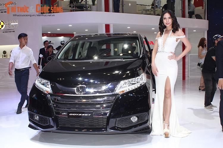 Dan oto Honda Viet Nam noi bat tai trien lam VMS 2017-Hinh-8
