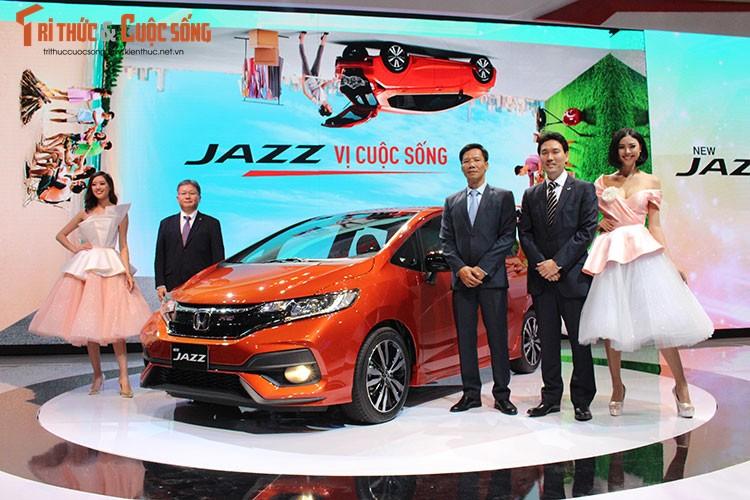 Dan oto Honda Viet Nam noi bat tai trien lam VMS 2017