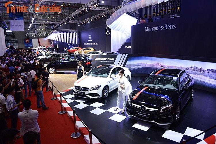 """Mercedes-Benz dem xe sang nhat, """"khung"""" nhat den VMS 2017-Hinh-2"""