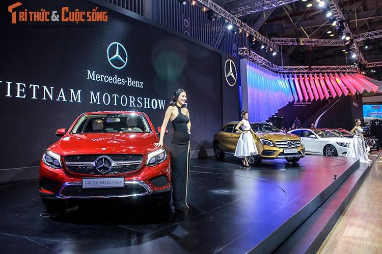 """Mercedes-Benz dem xe sang nhat, """"khung"""" nhat den VMS 2017-Hinh-6"""