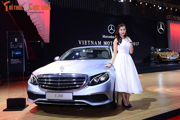 """Mercedes-Benz dem xe sang nhat, """"khung"""" nhat den VMS 2017-Hinh-7"""