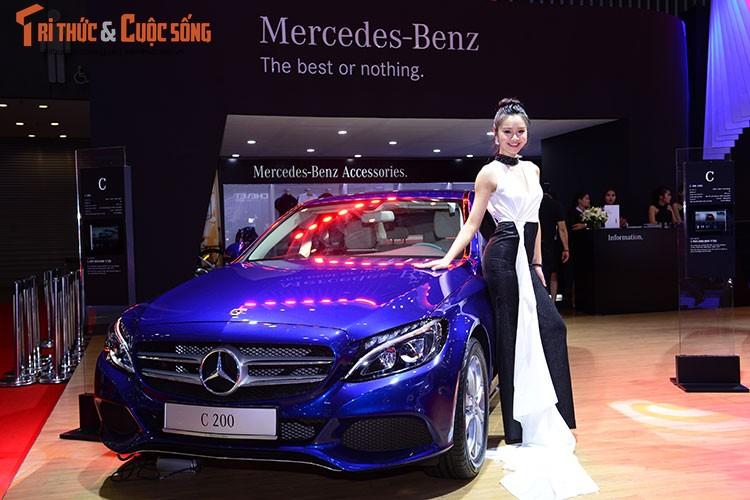 """Mercedes-Benz dem xe sang nhat, """"khung"""" nhat den VMS 2017-Hinh-9"""