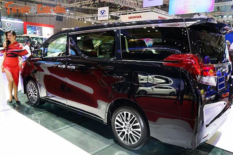 "Soi dan xe Toyota ""moi cung"" tai trien lam oto VMS 2017-Hinh-10"