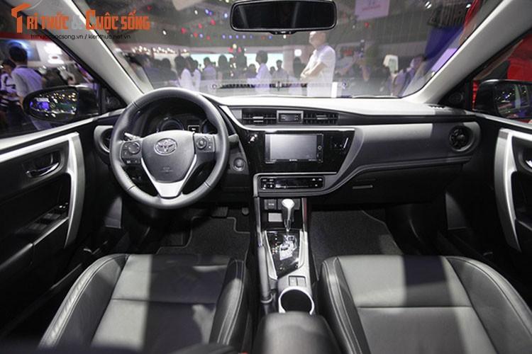"Soi dan xe Toyota ""moi cung"" tai trien lam oto VMS 2017-Hinh-14"