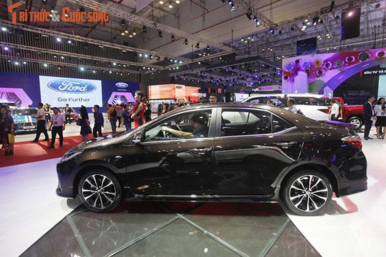 "Soi dan xe Toyota ""moi cung"" tai trien lam oto VMS 2017-Hinh-15"