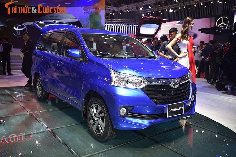 "Soi dan xe Toyota ""moi cung"" tai trien lam oto VMS 2017-Hinh-8"
