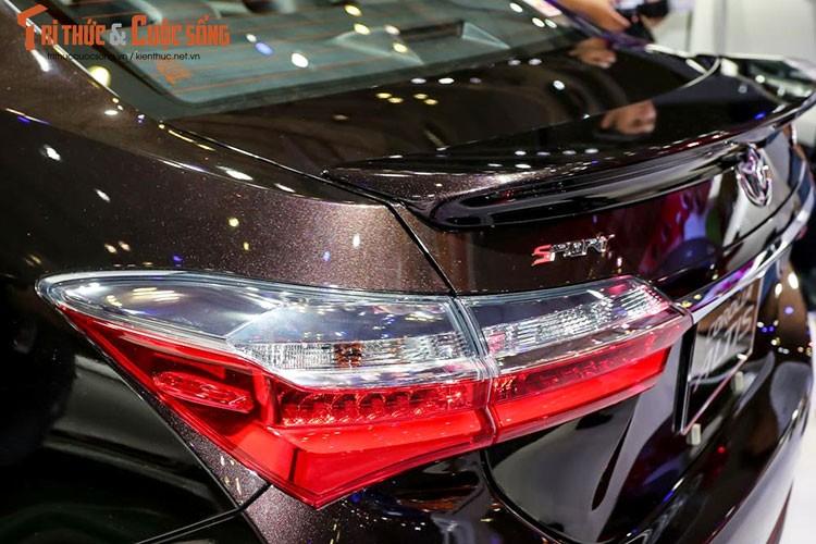 "Toyota Corolla Altis 2018 ""trinh lang"" khach hang Viet-Hinh-5"
