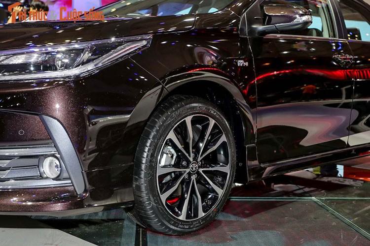 "Toyota Corolla Altis 2018 ""trinh lang"" khach hang Viet-Hinh-6"