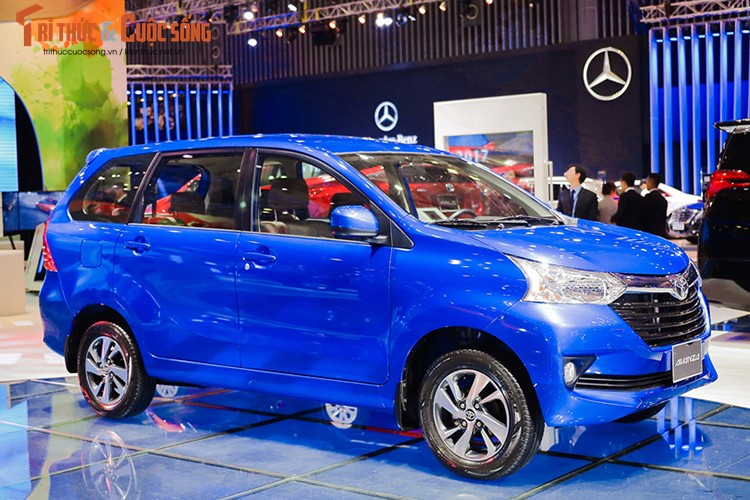 "Xe gia re Toyota Avanza co ""hut"" khach tai Viet Nam?-Hinh-2"