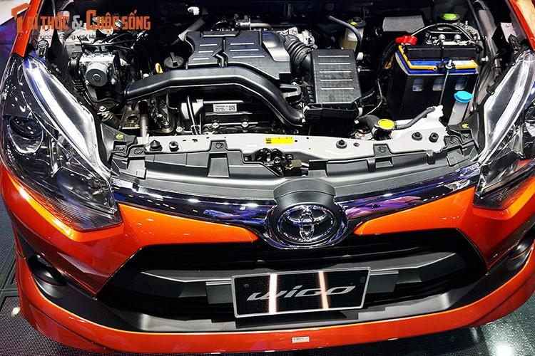 """Oto sieu re Toyota Wigo tai Viet Nam co gi """"hot""""?-Hinh-10"""
