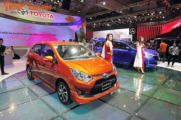 """Oto sieu re Toyota Wigo tai Viet Nam co gi """"hot""""?-Hinh-12"""