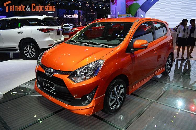 """Oto sieu re Toyota Wigo tai Viet Nam co gi """"hot""""?-Hinh-13"""