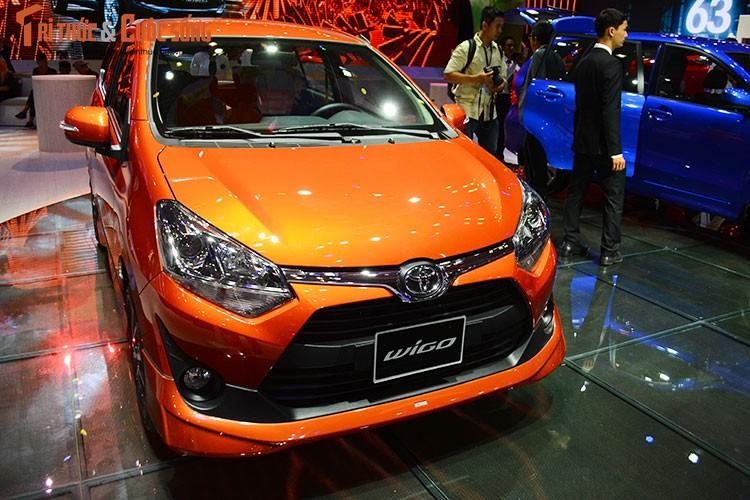 """Oto sieu re Toyota Wigo tai Viet Nam co gi """"hot""""?-Hinh-2"""