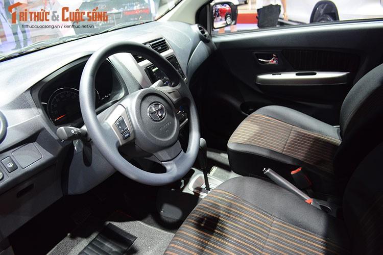 """Oto sieu re Toyota Wigo tai Viet Nam co gi """"hot""""?-Hinh-6"""