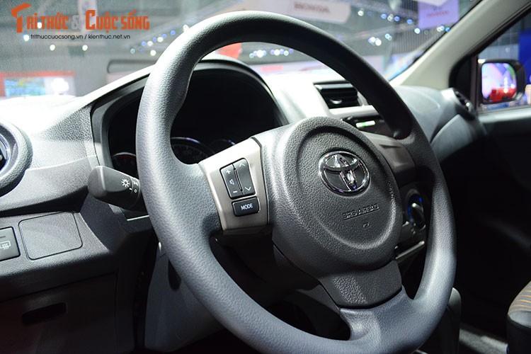 """Oto sieu re Toyota Wigo tai Viet Nam co gi """"hot""""?-Hinh-7"""