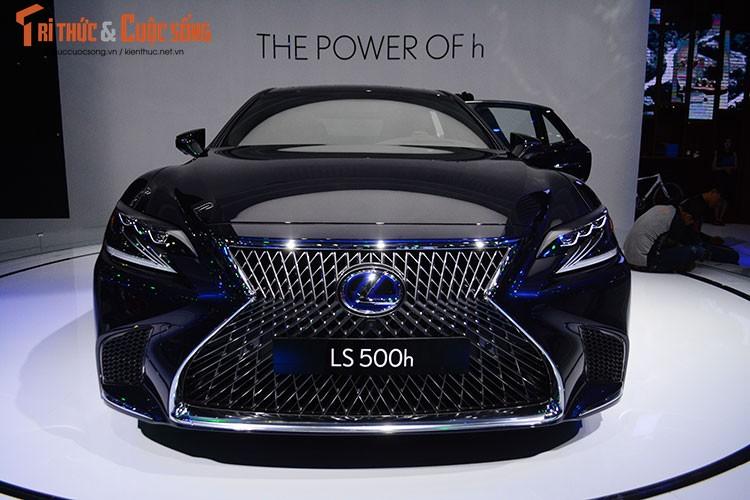 """Soi"" xe sang hybrid tien ty Lexus LS500h tai Viet Nam-Hinh-3"