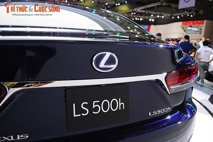 """Soi"" xe sang hybrid tien ty Lexus LS500h tai Viet Nam-Hinh-6"
