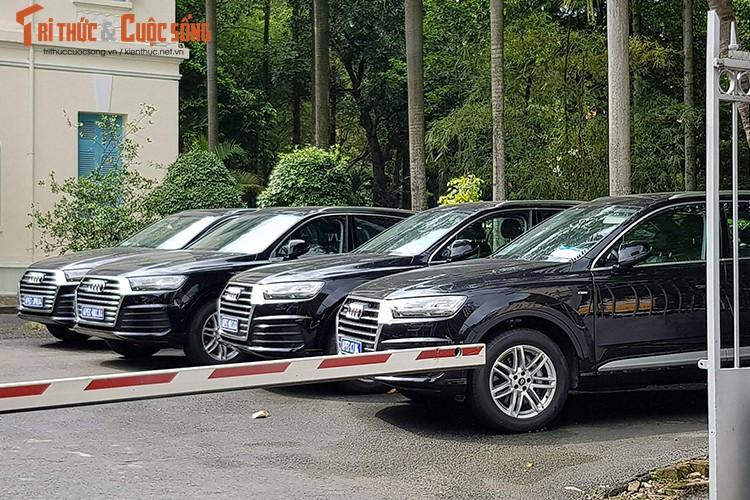 Can canh 150 xe sang Audi Apec 2017 tai Sai Gon-Hinh-4