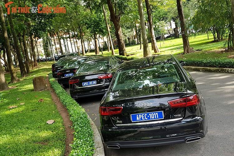 Can canh 150 xe sang Audi Apec 2017 tai Sai Gon-Hinh-5