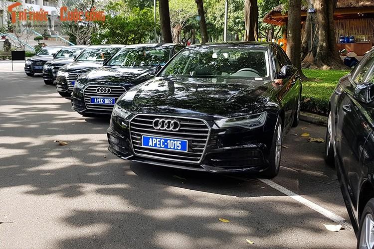Can canh 150 xe sang Audi Apec 2017 tai Sai Gon-Hinh-7