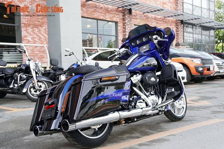 Harley-Davidson CVO Street Glide gia 1,7 ty tai Viet Nam-Hinh-10