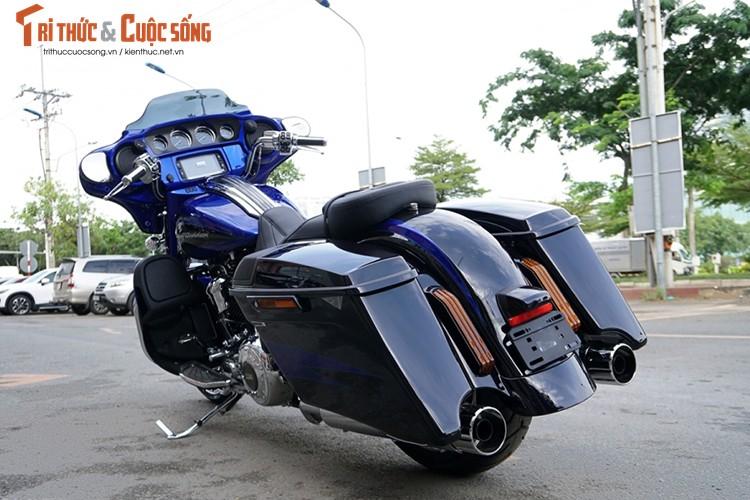 Harley-Davidson CVO Street Glide gia 1,7 ty tai Viet Nam-Hinh-5