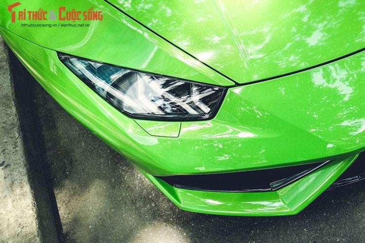 """Lamborghini Huracan """"mau doc"""" gia hon 20 ty tai Sai Gon-Hinh-2"""