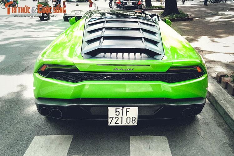 """Lamborghini Huracan """"mau doc"""" gia hon 20 ty tai Sai Gon-Hinh-4"""