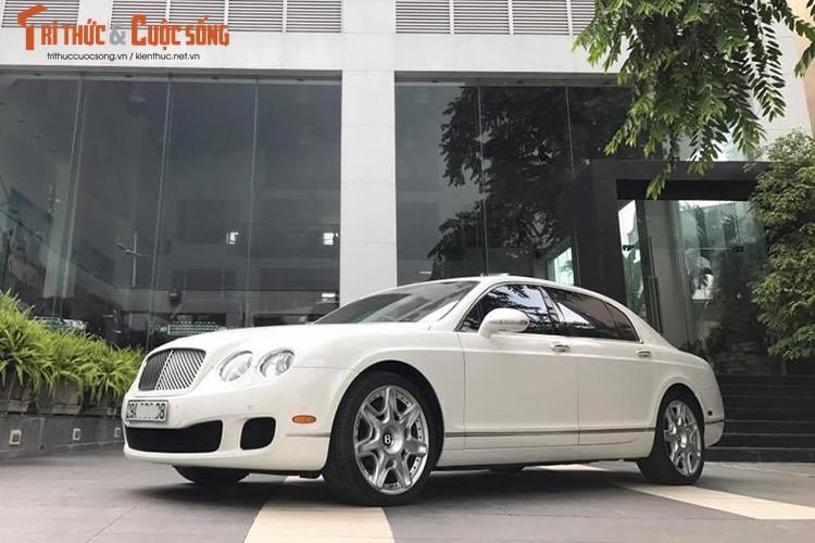 Can canh sieu xe sang Bentley gia chi 4 ty tai Ha Noi-Hinh-9