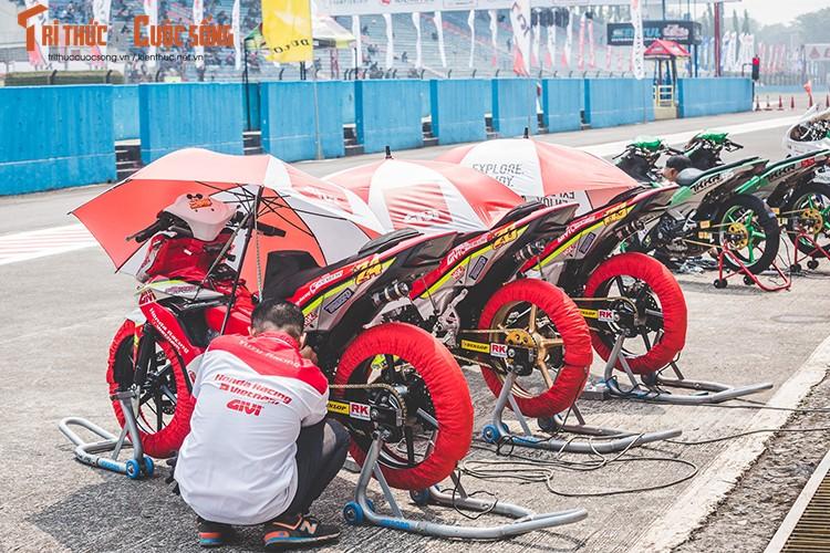 """Soi"" xe may Honda Winner Viet Nam do dua sieu khung-Hinh-5"
