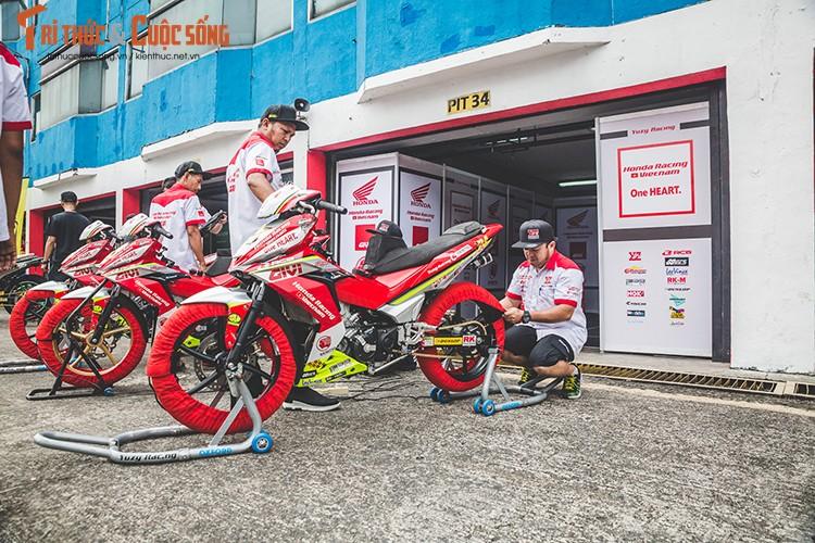 """Soi"" xe may Honda Winner Viet Nam do dua sieu khung-Hinh-7"