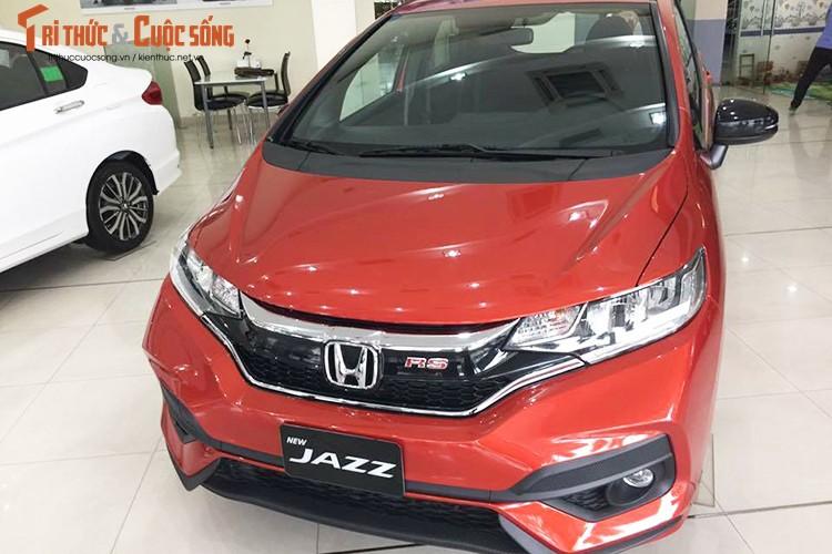 Xe oto Honda Jazz moi chot gia tu 520 trieu tai VN?