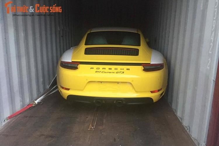 Sieu xe Porsche 911 GTS 2017 gia hon 8 ty ve Viet Nam-Hinh-2