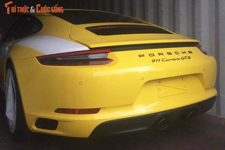 Sieu xe Porsche 911 GTS 2017 gia hon 8 ty ve Viet Nam-Hinh-3