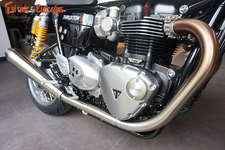 Moto Triumph Thruxton R chinh hang gia 595 trieu tai VN-Hinh-12