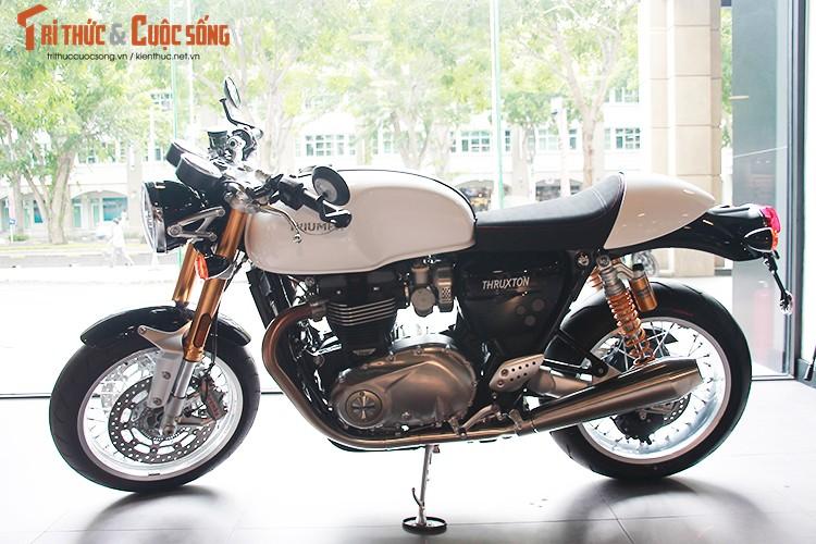 Moto Triumph Thruxton R chinh hang gia 595 trieu tai VN-Hinh-13